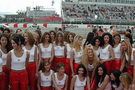 vodafone girls